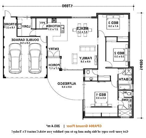 single story open concept floor plans home design concept art one story open floor plans