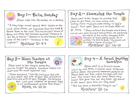 printable children s version of the easter story inflatable bunnies and the easter story free printables