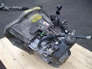 Renault Master Gearbox Renault Master Movano Interstar 2 5dci Gearbox 01 06