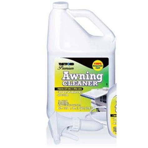awning cleaning prices awning cleaner 1 gallon rv boat parts