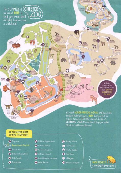 discount vouchers chester zoo chestertourist com chester zoo main page