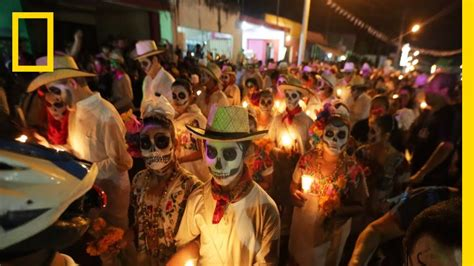 the day of the what is day of the dead national geographic youtube