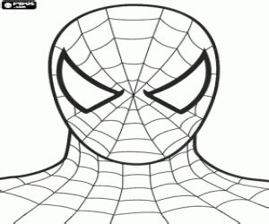 spiderman or spider man coloring pages printable games