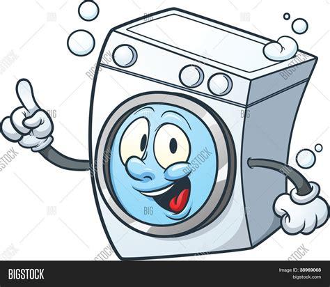 imagenes en vectores vectores y fotos en stock de lavadora de dibujos animados
