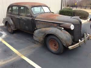 1937 Buick Century Purchase Used 1937 Buick Century Sedan Solid
