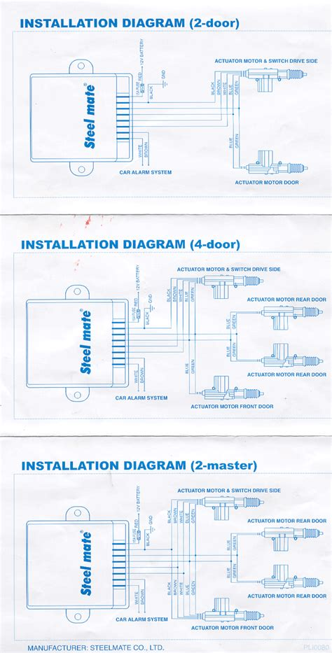 toyota hiace central locking wiring diagram wiring