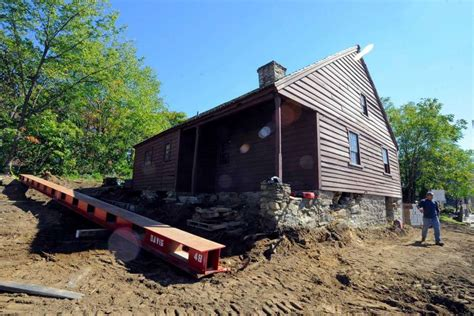House Stamford Ct by Stamford Historic House Prepares For Big Move