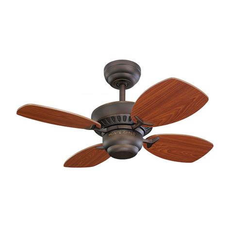 28 inch ceiling fan monte carlo colony ii 28 inch bronze ceiling fan on sale