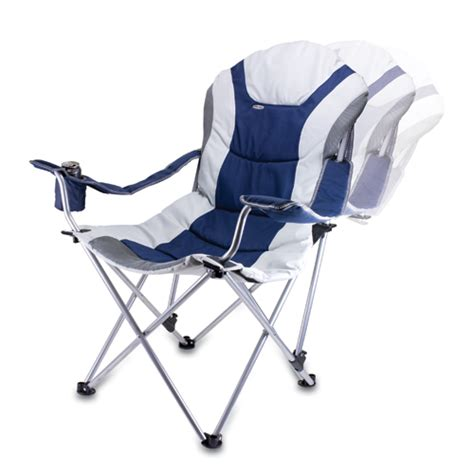 picnic time reclining c chair the reclining c chair by picnic time c furnitures