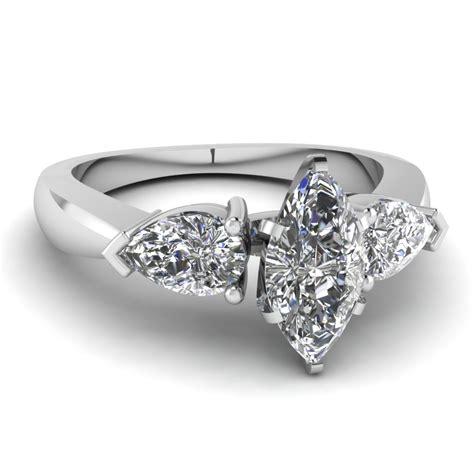 pear ring fascinating diamonds