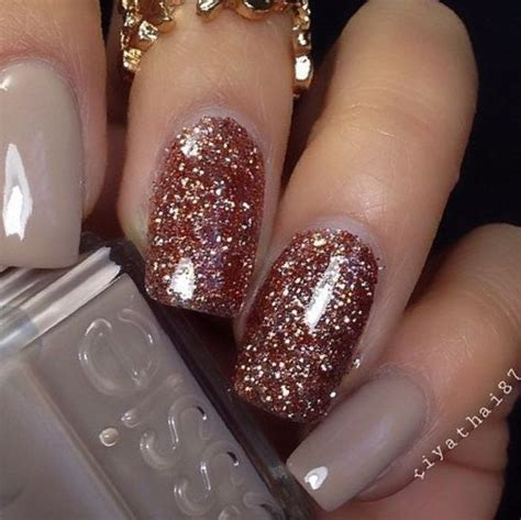 fall nail colors and designs 32 simple fall nail designs ombre nails pix