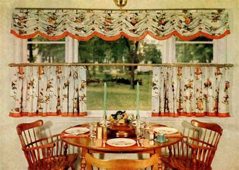 vintage kitchen curtains ideas kitchenidease