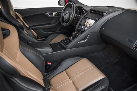 Jaguar F Type R Interior by 2015 Jaguar F Type R Coupe Interior View Photo 8