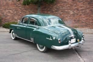 Canadian Pontiac Models 1952 Canadian Pontiac Fleetleader