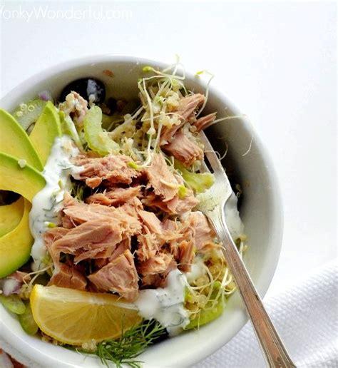 best tuna salad recipe with apple