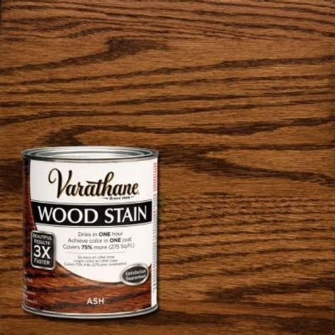 Varathane Wood Finish Interior by Minwax 1 Qt Wood Finish Chestnut Based