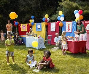 Backyard Carnival Ideas Carnival Host A Backyard Carnival Bash