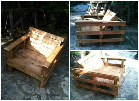 17 helpful tips before painting wooden pallets pallet ideas 1001 pallets need to and pallets complete guide to make this pallet club chair 1001 pallets