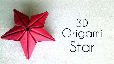 3d Origami Tutorial - origami 3d tutorial driverlayer search engine