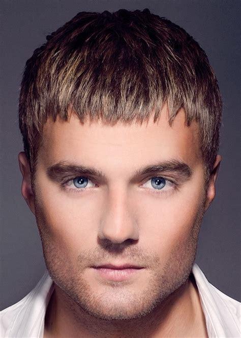 Cesar With Part Haircut | ceasar haircut