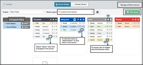 kegunaan layout editor coc using board layout editor to customize columns and status