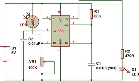 light sensor circuit ldr light sensor ldr circuit light free engine image