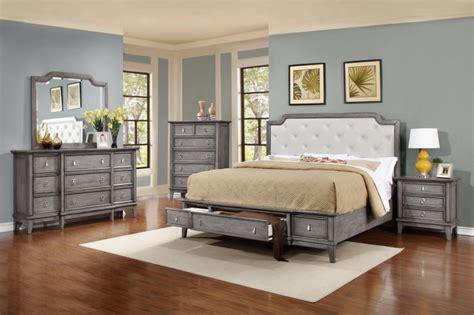 Grey Bedroom Furniture Set by Grey Bedroom Set Bedroom Furniture