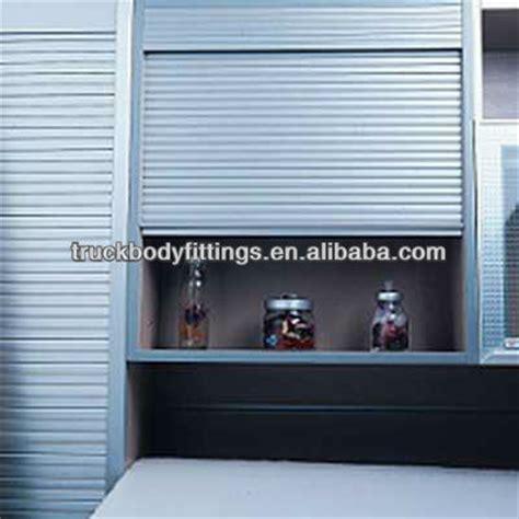 volet roulant pour placard cuisine volet roulant pvc pour meuble de cuisine portes id de