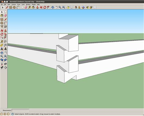 dovetail layout video rock dove farm half dovetail timber joint layout