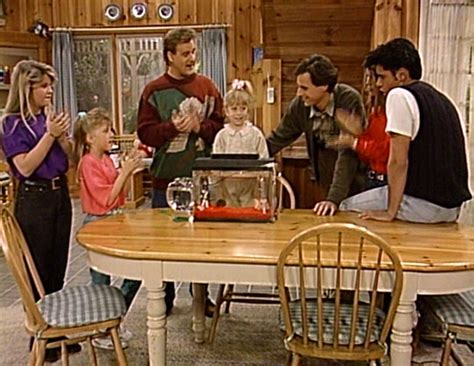 full house couch season 4 episode 17 a fish called martin