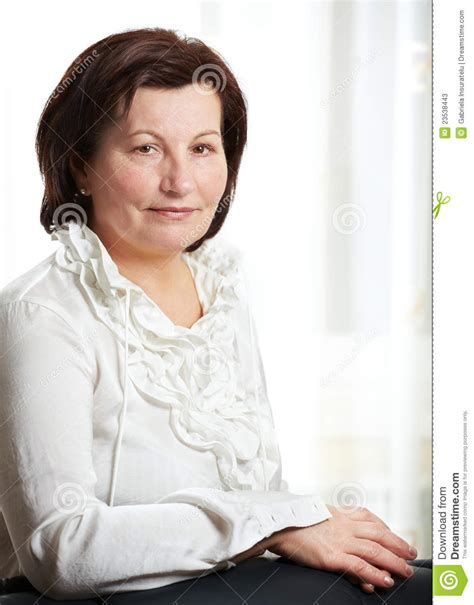 what shoo is good for 50 year old man with thin hair 50 year old business woman stock photos image 23538443