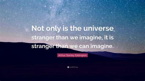 arthur stanley eddington quote     universe