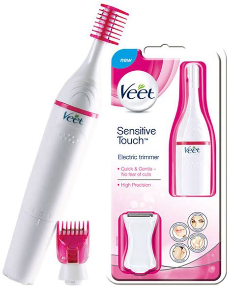 blibli veet sensitive touch jual veet sensitive touch electric eyebrow trimmer online