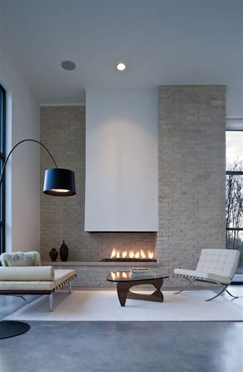 moderne feuerstelle 25 best ideas about cheminee a l ethanol on