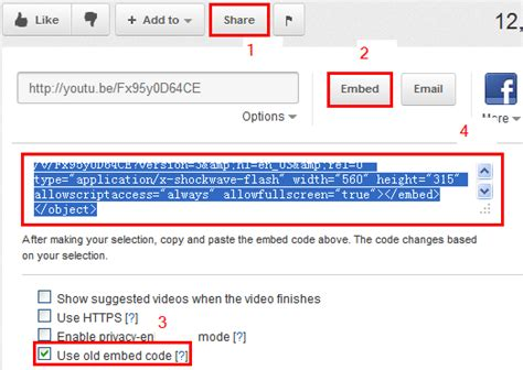 download youtube embedded videos how to embed a youtube video into powerpoint 2010