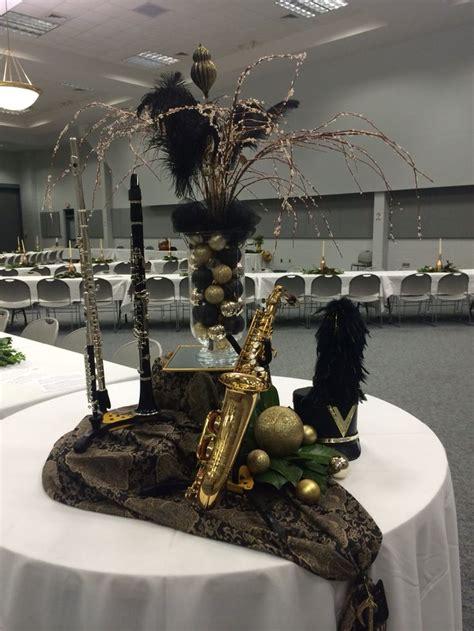 Instrument Centerpieces Band Banquet Band Banquet 2015 Banquet Table Centerpiece Ideas