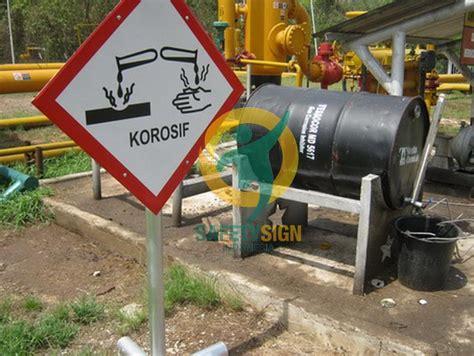 Rambu Cermin jual safety sign rambu k3 label bahan beracun dan
