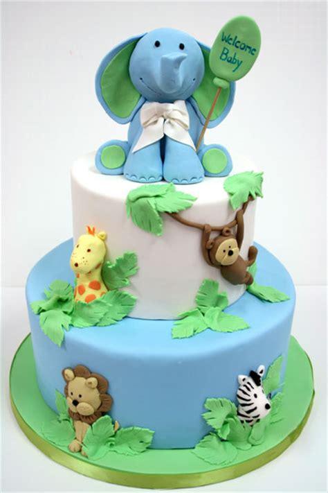 baby shower cakes animals animal theme baby shower cakes baby shower decoration ideas