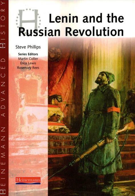 heinemann advanced history lenin heinemann advanced history lenin and the russian revolution 1st phillips steve buy online