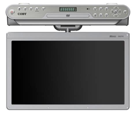 coby under cabinet dvd player coby ktfdvd1560 15 under the cabinet mount lcd dvd cd
