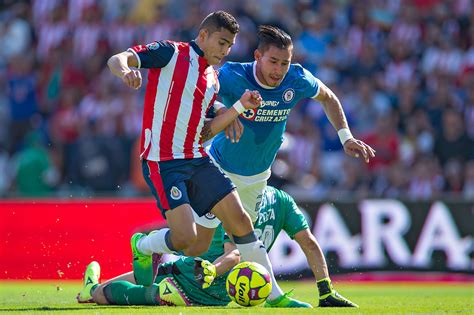 fotos cruz azul vs chivas clausura 2017