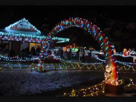 parade of lights rapid city storybook island christmas lights rapid city sd youtube