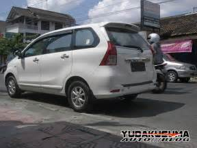 New Avanza G 1 3 Manual driving impression toyota new avanza g 1 3 manual the