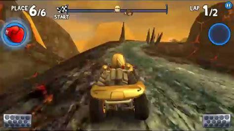 imagenes de hotkeys todos los atajos shortcuts de beach buggy racing l