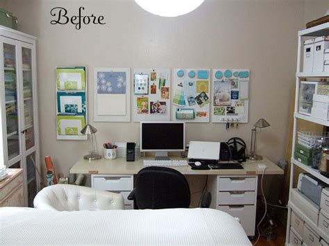 office bedroom combo ideas top 10 bedroom office makeovers of 2011 187 curbly diy