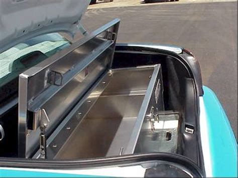 Car Toolbox Tool Storage Car Trunk Storage Organizer Mo Diskon 2 secure trunk storage for enforcement crown vic trunk locking storage firearm evidence