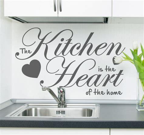 sticker keuken quote sticker keuken tenstickers