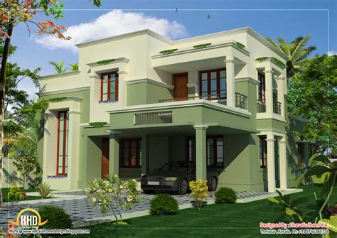 double story house designs march 2012 kerala home design and floor plans