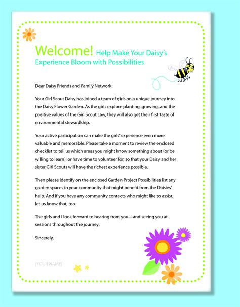 parent goodbye letter template education world
