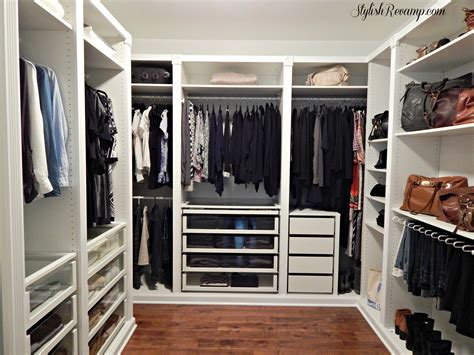 reving closet with the pax wardrobe stylish